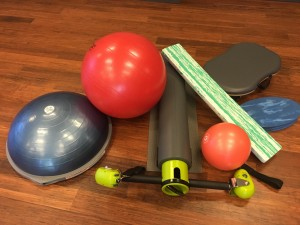 Equipment for Balance Training