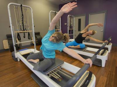 Soma Pilates equipment 2